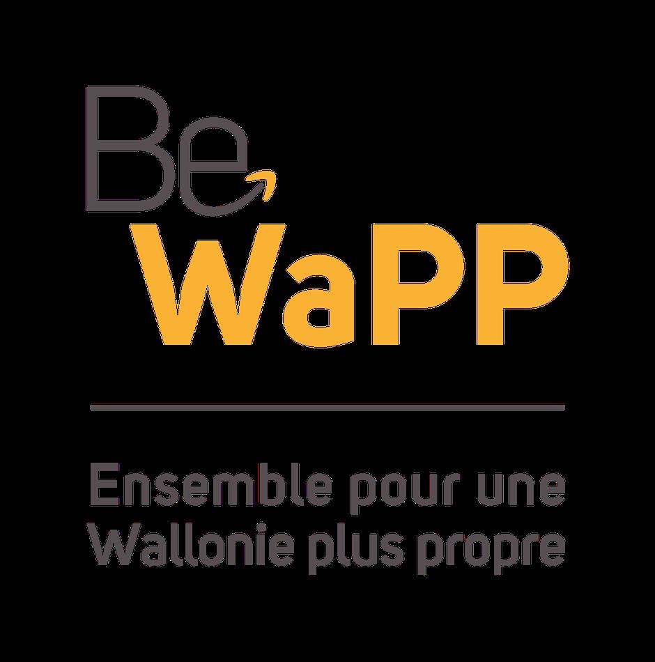 BeWapp Logo Baseline Vertical