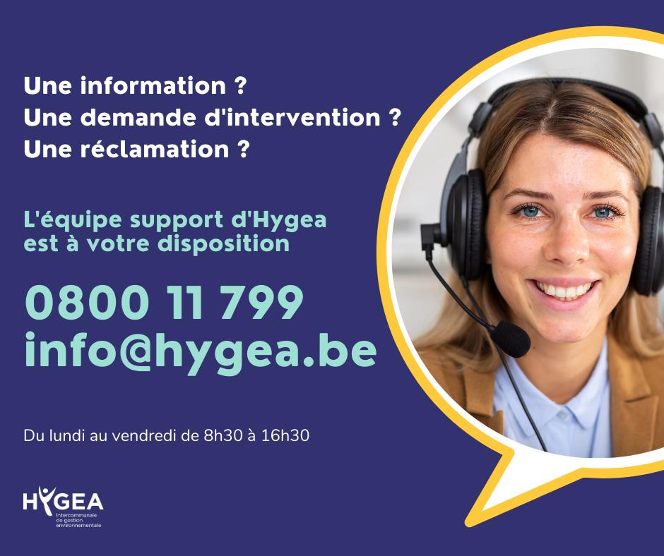 call center HYGEA