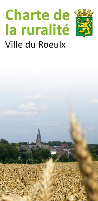 Couverture Charte de la ruralité