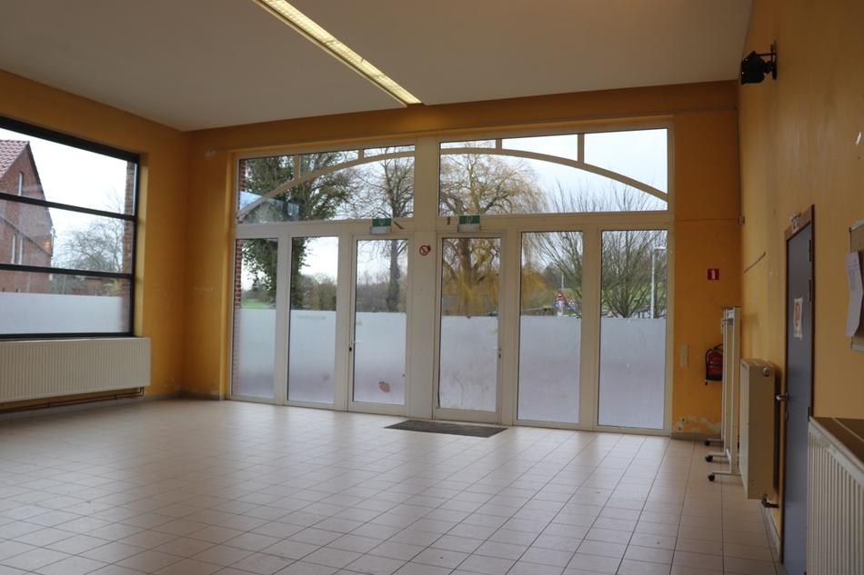 Salle communale Relais Thieu