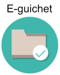 E-guichet icône